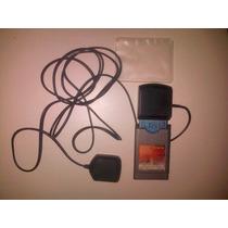 Gps - Cf Card (compact Flash Gps) + Adaptador Pcmcia