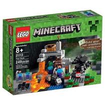 Lego Minecraft 21113 La Cueva The Cave Original Lego Usa
