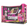Caja Registradora Barbie - Original - Intek - Mundo Manias