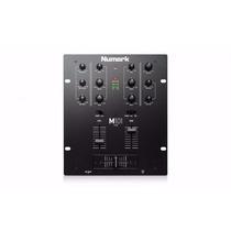 Mixer Dj Numark M101usb 2 Canales
