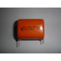 Capacitor Polipropileno Supresor Mkp Siemens 1uf/250vac Usad