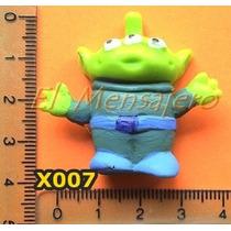Molde De Silicona Marciano - Toy Story