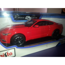 Maisto Ford Mustang Gt 2015 Rojo 1/18 Nuevo $1500