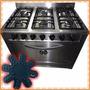 Cocina Industrial Fornax 6 -hornallas Nueva