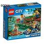 Juego Ingenio Lego City Swamp Police Starter Set 60066