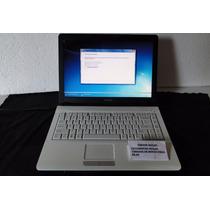 Notebook Sony Vaio Blanca,2gb Ram,120gbintel Fotos Reales