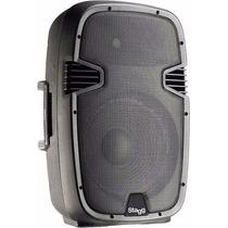 Bafle Activo Stagg 8 170 Watts Rms Bluetooth Usb Mp3 Radio