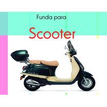 Funda Cobertora Para Scooter Zanella Styler Parab Alto