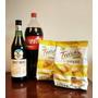 Combo!!! Fernet Branca 750 + Coca 2.25 + 2 Twistos De 112 Gr