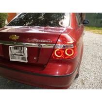 Chevrolet Aveo Lt 1.6n Mt 2011 102000km Unico Dueño