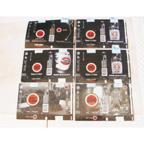 #100 Lucky Strike Marquillas Argentinas Lote X6 Papel