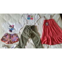 Lote Ropa Nena Cheeky Mimo Talle 10