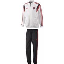Conjunto Adidas Modelo Ac Milan Modelo Pes Suit