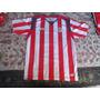 Chivas Guadalajara México Reebok Camiseta Futbol Usada