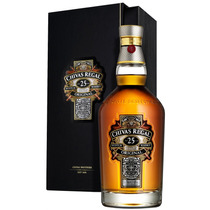 Whisky Chivas Regal 25 Años Original Legend - Origen Escocia
