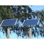 Kit Energía Renovable Con Panel Solar P/ Iluminación Tv 002
