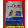 Royal Canin Light 40 X 7,5 + 48 Kg Piedras Absorsol Verde