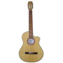 Guitarra Electrocriolla Con Corte ,calib. Luthier Orellano