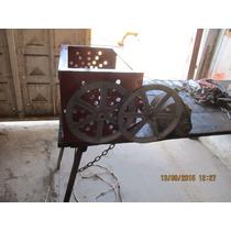 Sobadora Kit Para Armar Sobadora De Cuero Electrica De Mesa