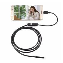 Endoscopio Micro Usb Telefonos Android Y Pc Rosario 2metros