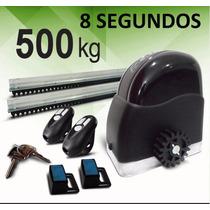 Kit Automatizacion De Porton Corredizo Automatico Rapido