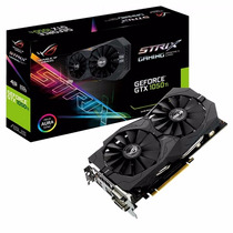 Placa De Video Asus Geforce Gtx 1050ti 4gb Strix 1050 Ti