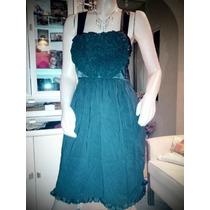 Vestido Maria Vazquez Talle S Nuevo C/ Etiqueta