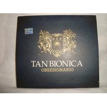 Tan Bionica Obsesionario Audio Cd En Caballito