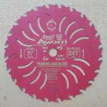 Sierra Circular 185 Z.24 Freud Carpinteria Madera Corte Fino