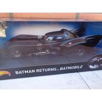 Hotwheels Escala 1:18 Batman Returns Batimovil