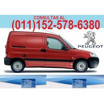 Peugeot Partner $55000 De Adelanto Y Cuotas Sin Interes Pa4