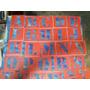 Juego De Placas Stencil En Plástico _alfanumérico De 37 Piez