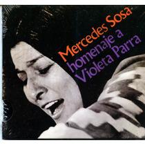 Mercedes Sosa - Homenaje A Violeta Parra