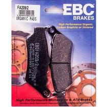 Pastilla Freno Ebc Fa209 Bmw F 650 700 800 Ktm 990 Moto Sur
