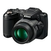 Nikon Coolpix L120 Camara De Fotos Digital 21x Optical Zoom