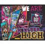 Figuritas Sueltas A Eleccion - We Are Monster High - Panini