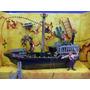 Barco Pirata Grande Con Accesorios