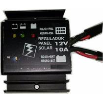 Regulador De Voltage Para Panel Solar