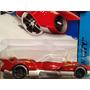 Hot Wheels 2015 4ward Speed Rojo