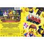Dvd La Gran Ventura Lego. Nuevo Original. El Fichu2008