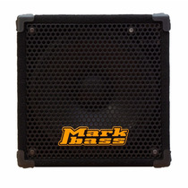 Markbass New York 151 Black Caja Para Bajo 1x15 300w