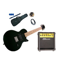Combo Guitarra Electrica Les Paul Niño + Ampli 10w + Acc