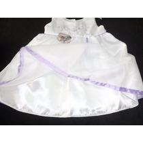 Vestido Fiesta Bautismo Modelo Semi Campana