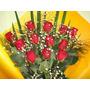 Ramo De Rosas - Flores A Domicilio - Arreglo Florales-devoto