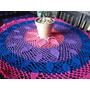 Mantel Al Crochet