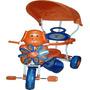 Triciclo De Bebe Direccional Con Cushion Y Toldo