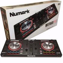 Numark Mixtrack Pro 3 Mixer Controlador De Dj Serato Pc Mac