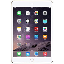 Ipad Mini 3 Wifi 16 Gb Retina A1599 Gold-silver En Caja
