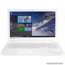 Notebook Toshiba I5 4gb 500gb 15.6 Win 8 Hdmi Dvd Usb 3.0 Sd