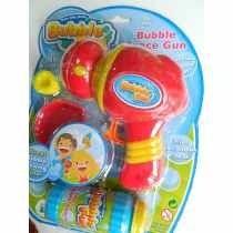 Pistola Espacial De Burbujas - Bubble Fun